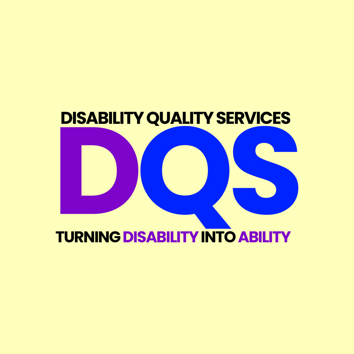 Logo – Disability Quality Services